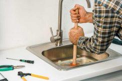 clogged drain service